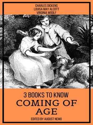 cover image of 3 books to know Coming of Age