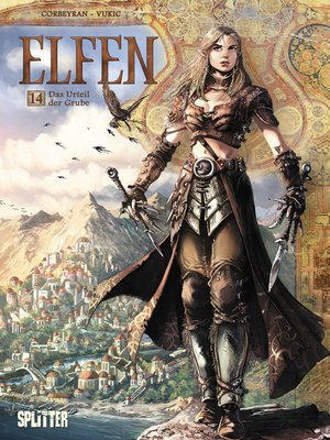 cover image of Elfen. Band 14