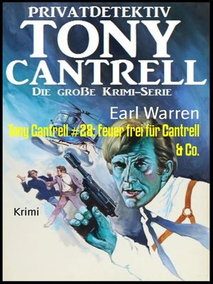 cover image of Tony Cantrell #28