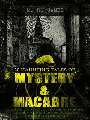 cover image of 20 HAUNTING TALES OF MYSTERY & MACABRE