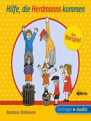 cover image of Hilfe, die Herdmanns kommen