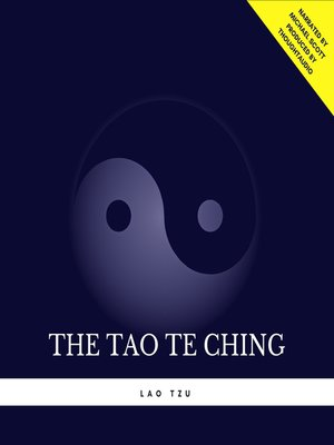 cover image of The Tao Te Ching