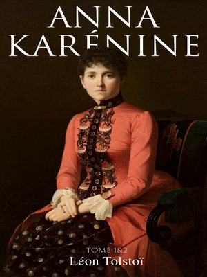 cover image of Anna Karénine (Tome 1&2)