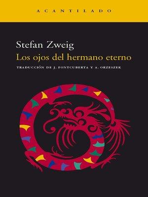cover image of Los ojos del hermano eterno