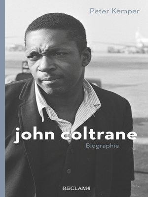 cover image of John Coltrane