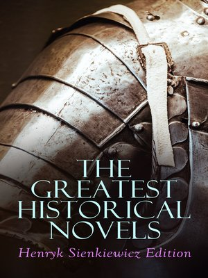 cover image of The Greatest Historical Novels