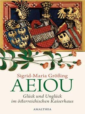 cover image of AEIOU