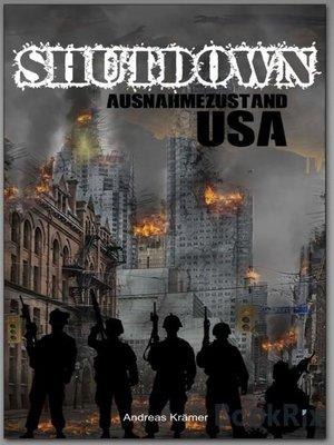 cover image of Shutdown--Ausnahmezustand USA