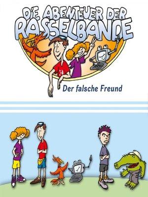 cover image of Die Abenteuer der Rasselbande