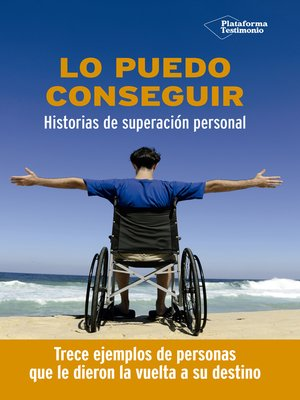 cover image of Lo puedo conseguir