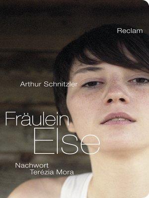 cover image of Fräulein Else