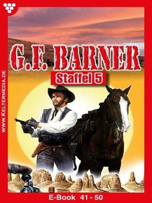 cover image of G.F. Barner Staffel 5 – Western