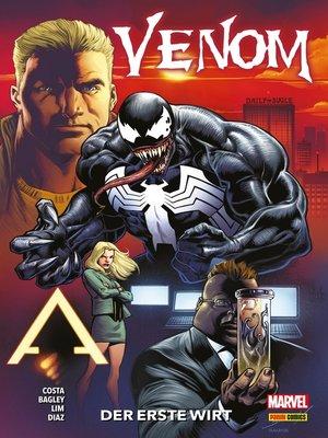 cover image of Venom--Der erste Wirt