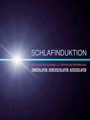 cover image of SCHLAFINDUKTION