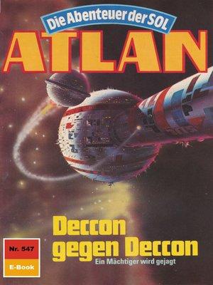 cover image of Atlan 547