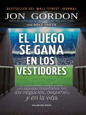 cover image of El juego se gana en los vestidores
