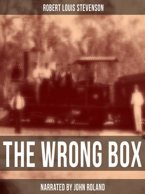 cover image of The Wrong Box