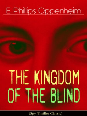 cover image of The Kingdom of the Blind (Spy Thriller Classic)