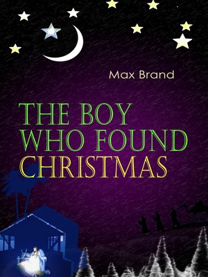 cover image of The Boy Who Found Christmas