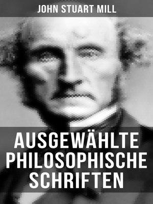 cover image of Ausgewählte philosophische Schriften