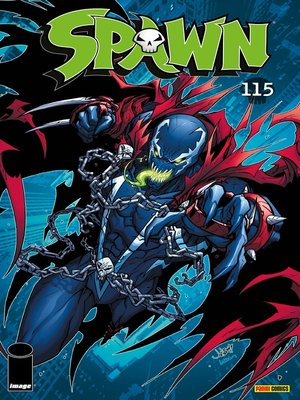 cover image of Spawn, Band 115