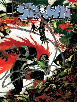 cover image of Spawn, Band 103
