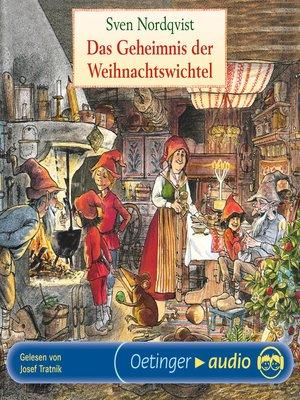 cover image of Das Geheimnis der Weihnachtswichtel