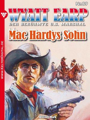 cover image of Wyatt Earp 89 – Western