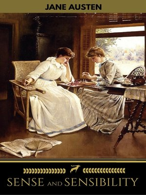 cover image of Sense and Sensibility (Golden Deer Classics)