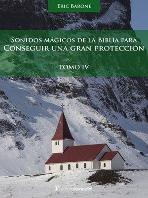 cover image of Sonidos mágicos de la biblia para conseguir una gran protección