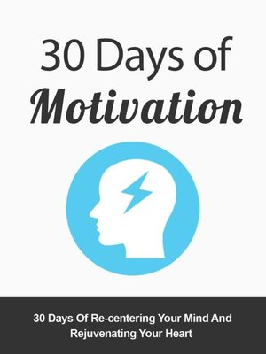 cover image of 30 Days of Motivation