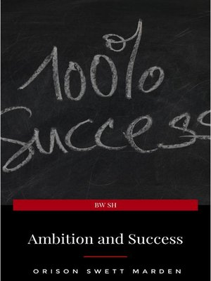 cover image of Ambition and Success