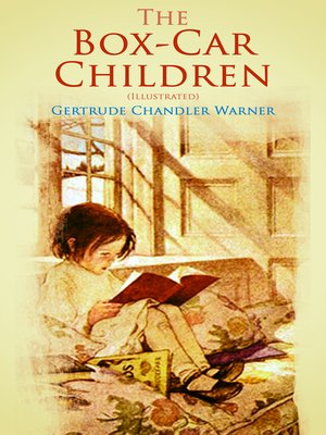 cover image of The Box-Car Children (Illustrated)