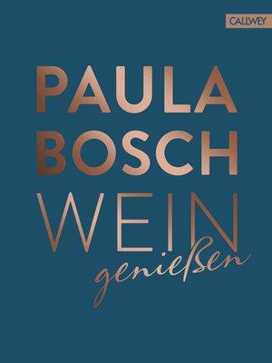 cover image of Wein genießen