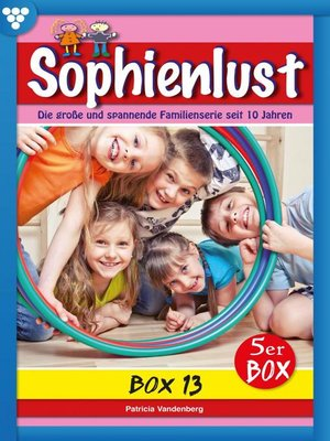 cover image of Sophienlust Box 13 – Familienroman