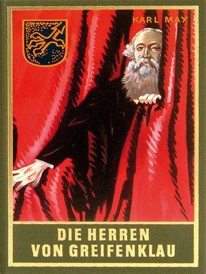 cover image of Die Herren von Greifenklau