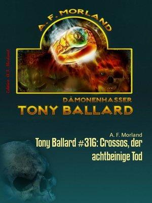 cover image of Tony Ballard #316