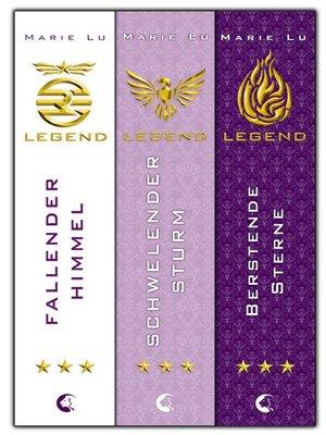 cover image of Legend--Die komplette Trilogie