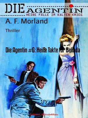 cover image of Die Agentin #6