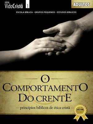 cover image of O Comportamento do Crente / Guia do Professor
