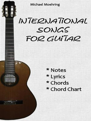 cover image of International Songs for Guitar