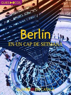 cover image of Berlín. En un cap de setmana