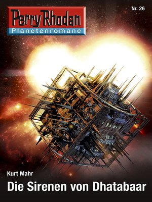 cover image of Planetenroman 26