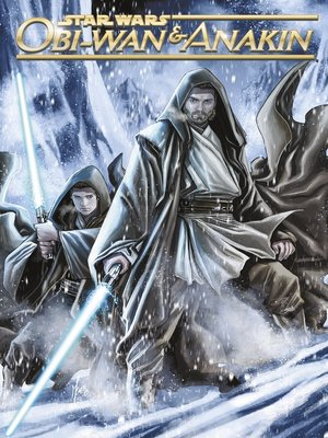 cover image of Star Wars--Obi-Wan und Anakin