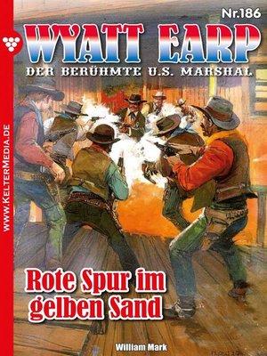 cover image of Wyatt Earp 186 – Western