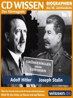 cover image of CD WISSEN--Adolf Hitler und Joseph Stalin