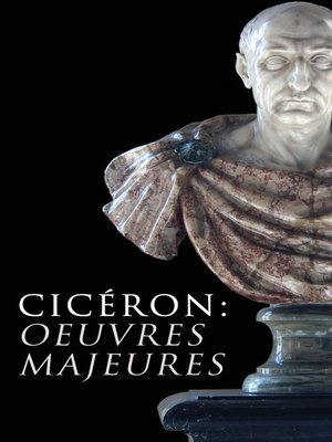 cover image of Cicéron