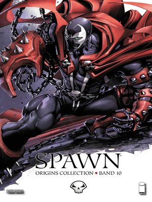 cover image of Spawn Origins, Band 10
