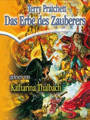 cover image of Das Erbe des Zauberers