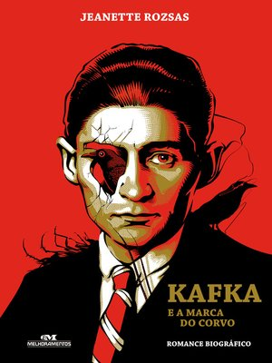 cover image of Kafka e a Marca do Corvo